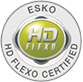 Certification Esko HD Flexo